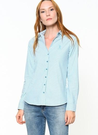 Çizgili Gömlek-U.S.Polo Assn.